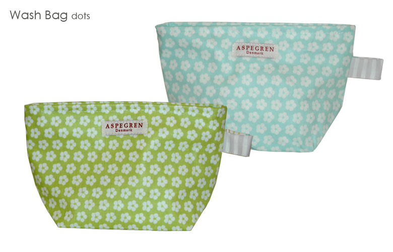 ASPEGREN Denmark(アスペグレン・デンマーク,Wash bag,ポーチ,北欧,北欧雑貨,北欧インテリア,北欧ギフト