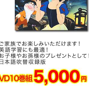 世界名作アニメ全集DVD10巻組
