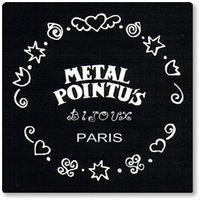 【METAL POINTU'S】 フランス・パリのアクセサリーブランド