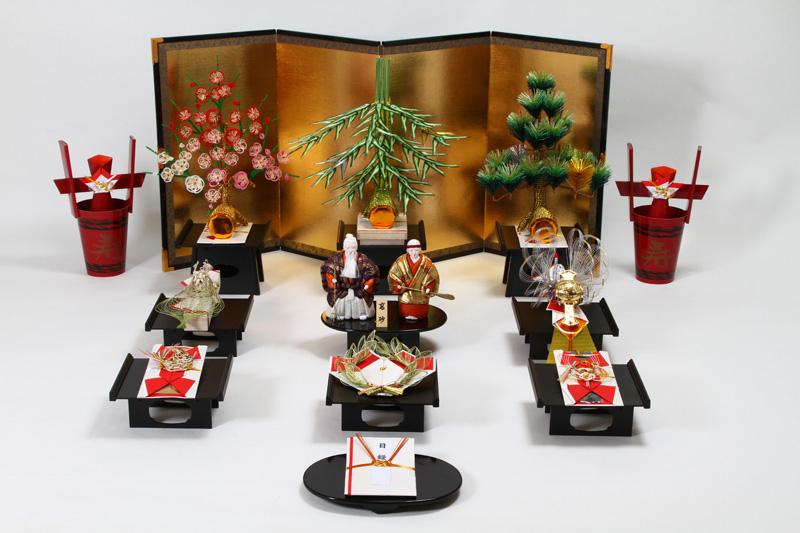 関西式 9品目 黒台 (507)