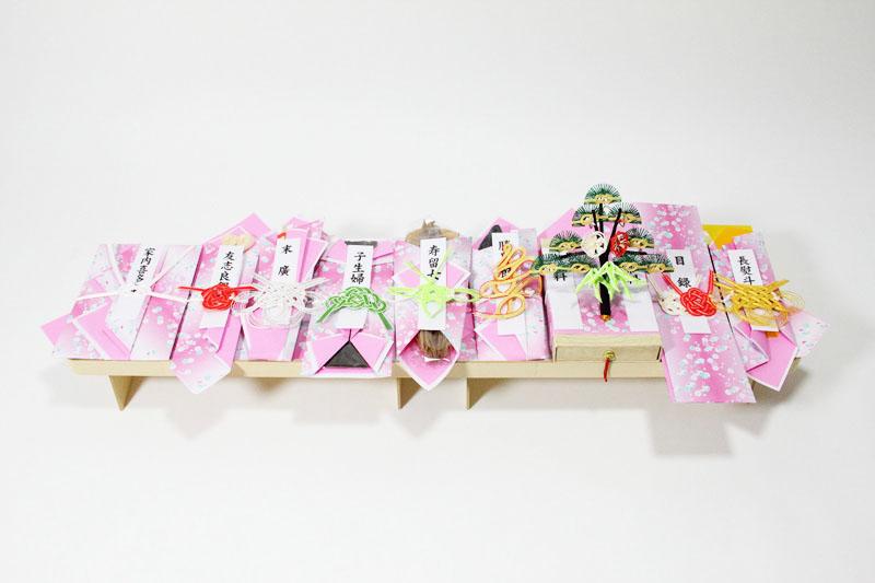 関東式 9品目 いろどり (010)