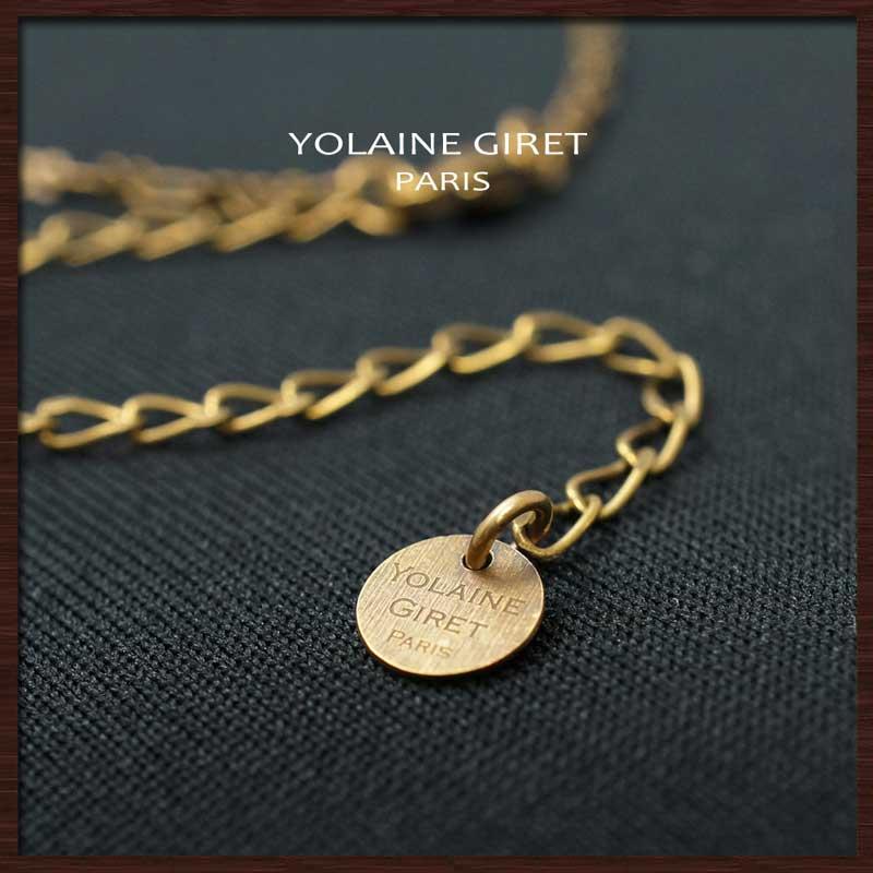 リモージュポーセリンのジュエリー(アクセサリー) YOLAINE GIRET ネックレス